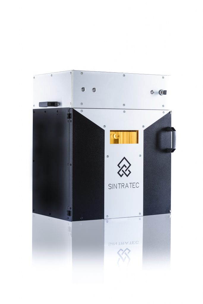 The Sintratec Kit SLS 3D printer. Photo via Sintratec.