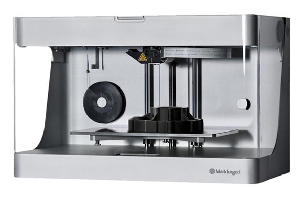 The Markforged Mark Two carbon fiber 3D printer. Image via 3DZ