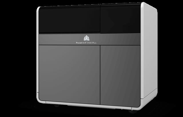 A ProJet MJP 2500. Image via 3D Systems
