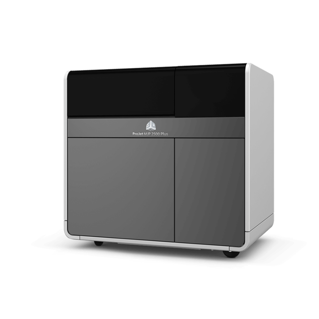 A ProJet MJP 2500 used by Hobs 3D. Image via 3D Systems
