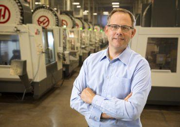 Protolabs CTO Rich Baker. Photo via Protolabs.