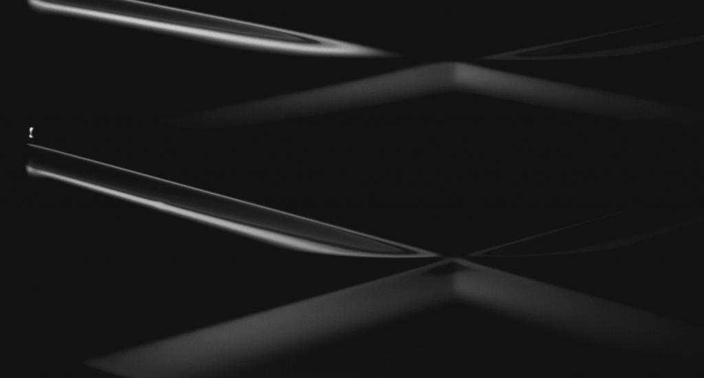 Teaser for the new 3D printer from Sinterit. Image via Sinterit