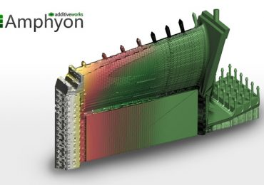 Additive Works Amphyon Calculated-Distortion-Field. Image via Additive Works)