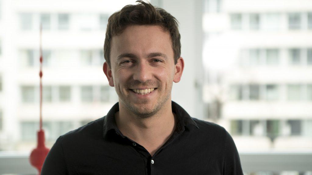 Aleksander Ciszek, CEO and co-founder of 3YOURMIND. Photo via 3YOURMIND