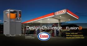 ESSO and MyMiniFactory Design Challenge.