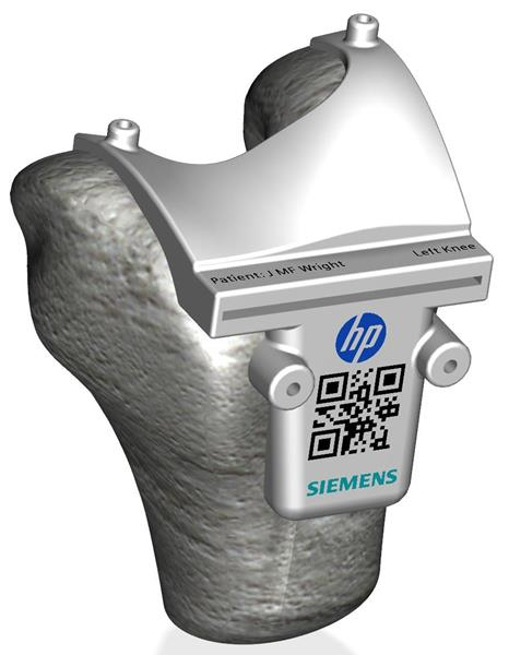 Hp And Siemens Expand Partnership To Full Colour 3d
