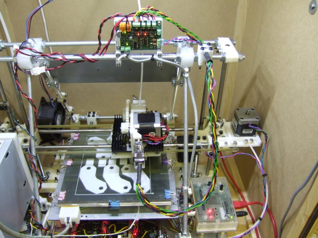 Interview Chris Palmer Aka Nop Head On The Reprap 10th Anniversary To Make A Printed Circuit Board Using Diode Laser With 3d Printer Printing Michael Petch How Did You Come Be Involved In Project Please Can Tell Me Little About Your Role