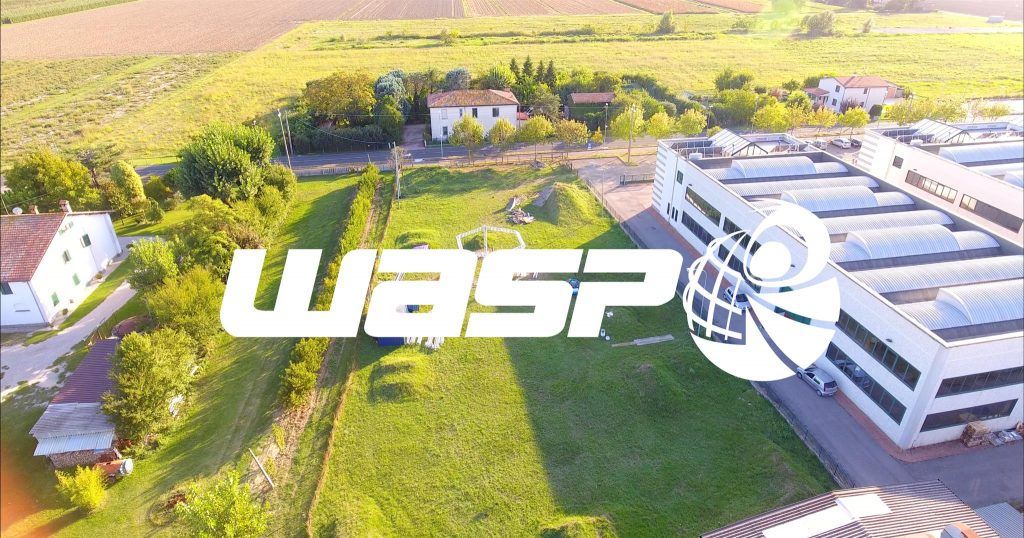 WASP headquarters in Italy. Image via WASP