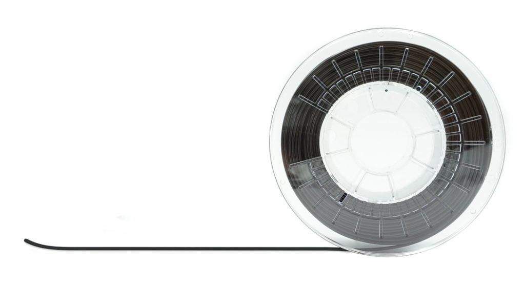 A spool of Add North 3D filament. Photo via Add North 3D