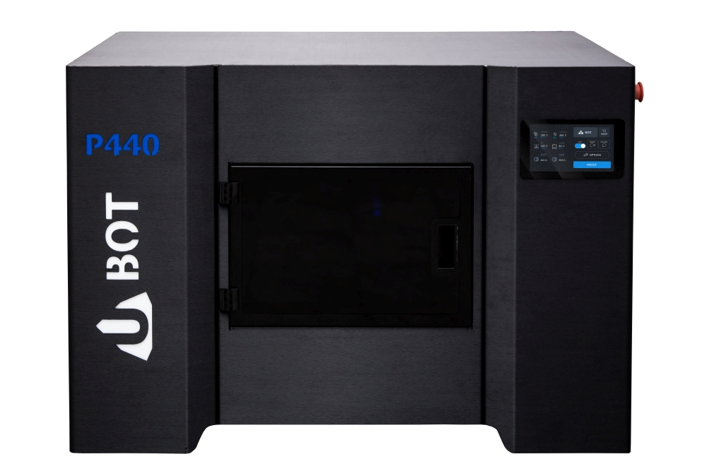 The Ubot P440 3D printer. Photo via Ubot 3D.