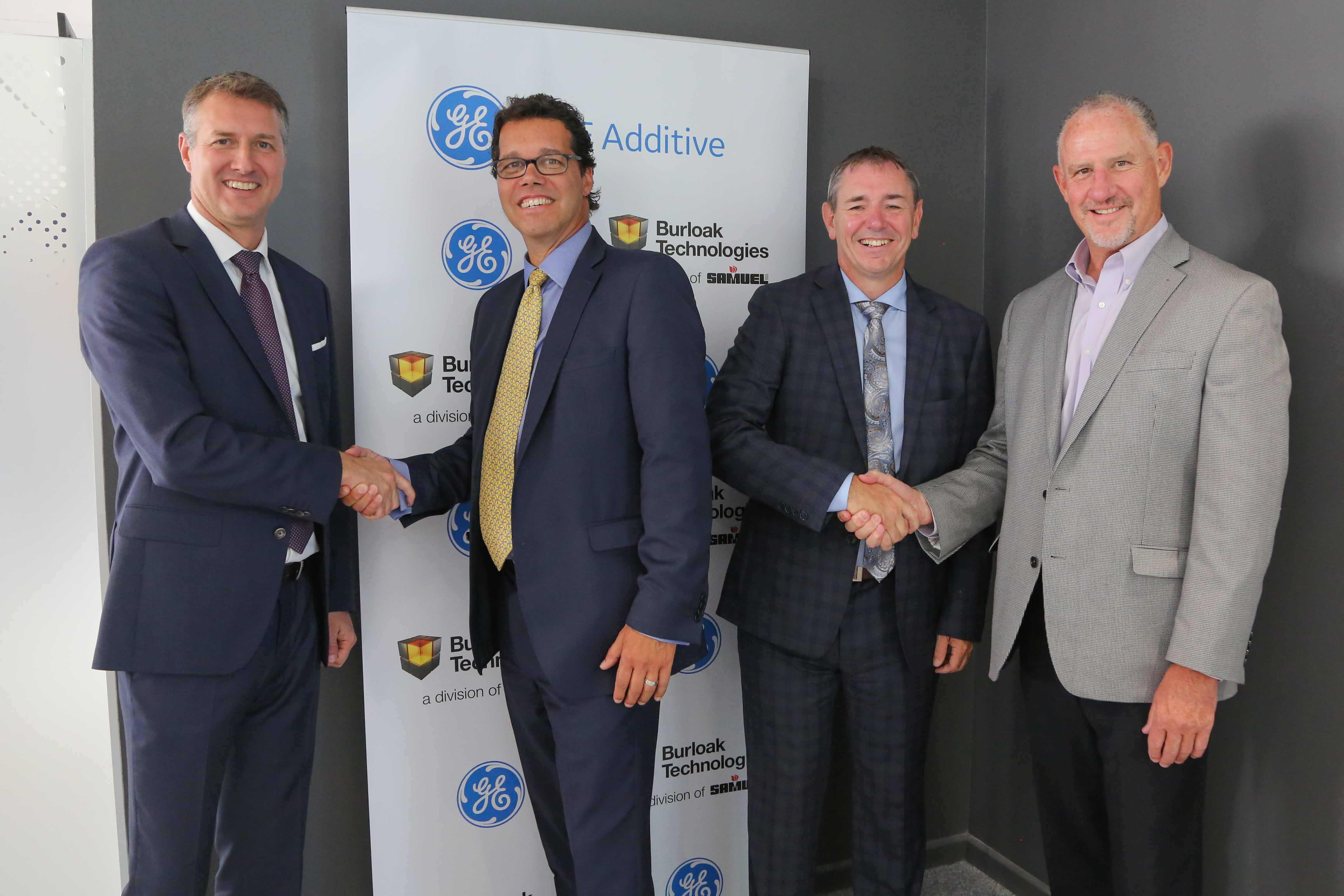 Ge Additive Launches Manufacturing Partner Network With Protolabs