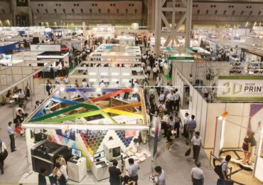 The Inside 3D Printing Conference & Expo. Photo via Seoul Space.