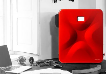 The LISA 1.5 SLS 3D printer. Image via Sinterit.