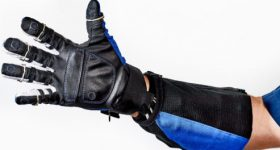 NASA-GM Robo-Glove. image via General Motors via GM Corporate Newsroom