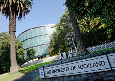 The University of Auckland.