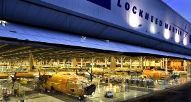 The Lockheed Martin aerospace facility in New Jersey. Photo via NJ.com.