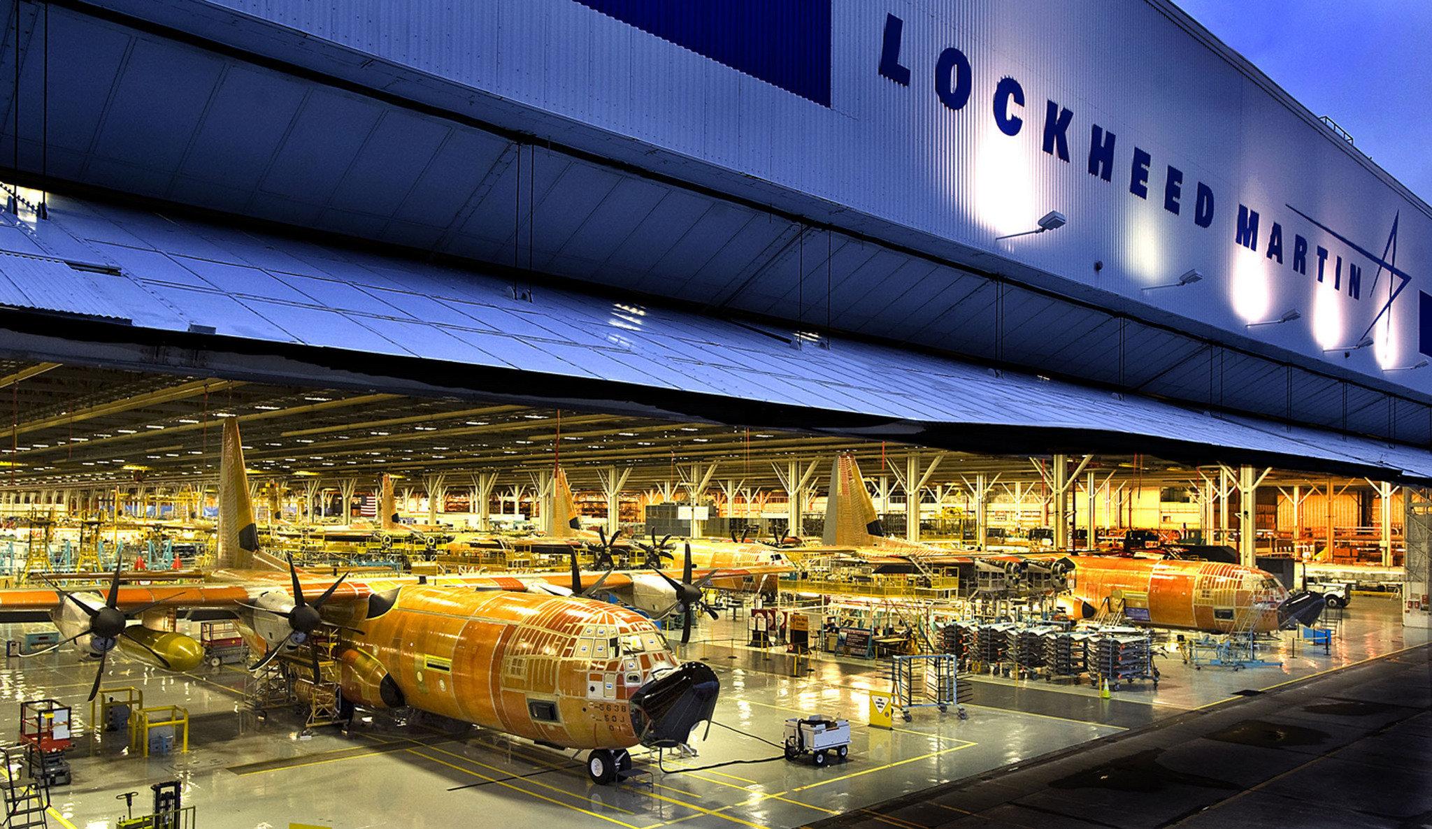 Lockheed Martin Aktie Dividende