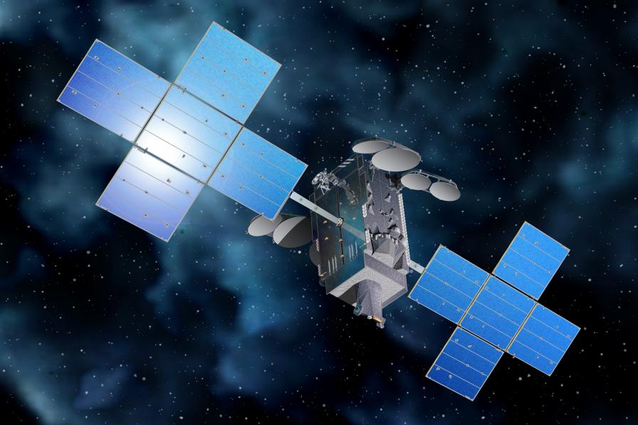 The Telstar 19 VANTAGE. Image via Telesat.