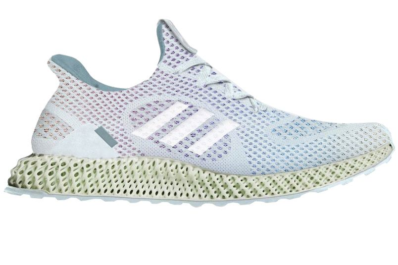 The Adidas X Invincible Prism 4D sneaker. Photo via Invincible.