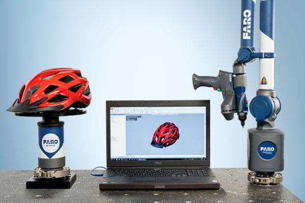 The FARO Design ScanArm 2.5. Photo via FARO.