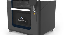 A render of the Digital Alloys metal 3D printer. Image via Digital Alloys.