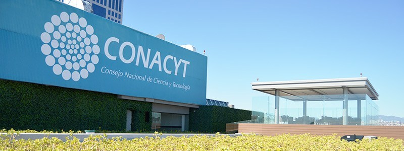 Conacyt, the Mexican government agency in charge of promoting activities in science and technology. Photo via Conacyt