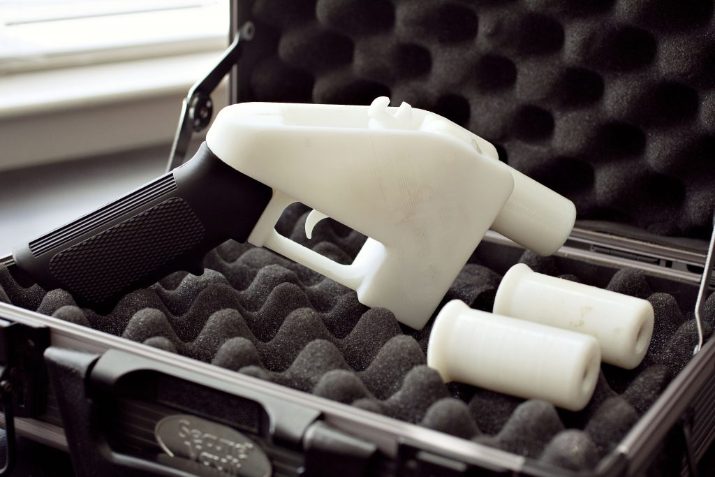 Unpacking America's downloadable 3D printed guns - 3D