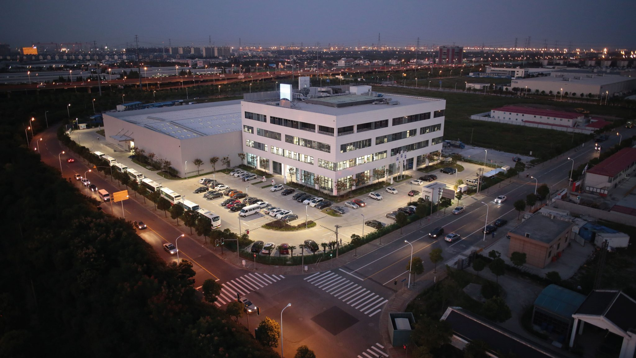 The Nanoscribe subsidiary in the facilities of Carl ZEISS AG, Shanghai. Photo via Nanoscribe.