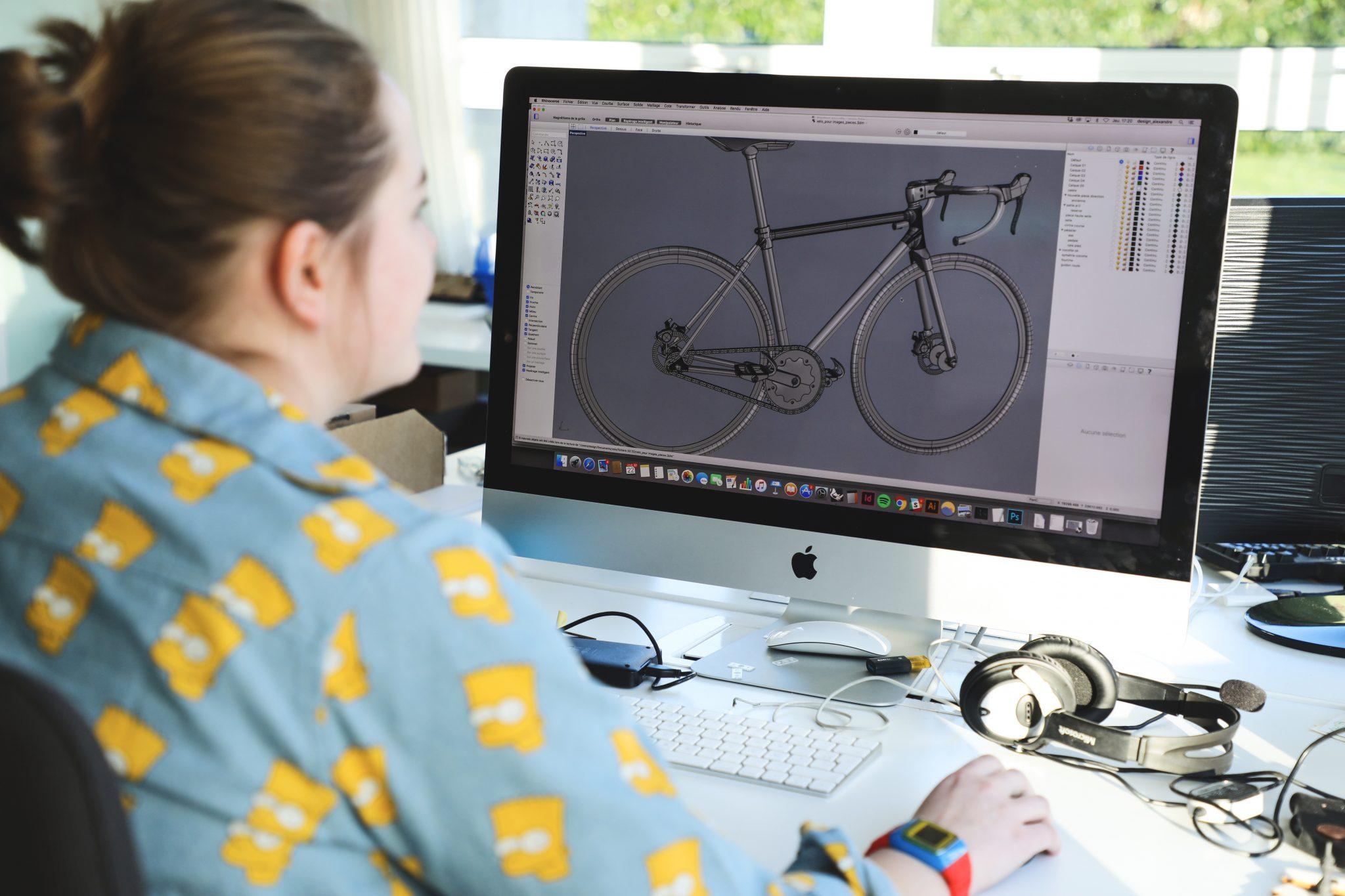Sculpteo software. Photo via Sculpteo