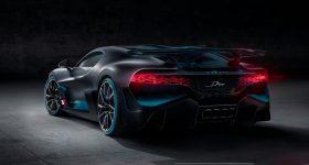 The Bugatti Divo. Photo via Bugatti.