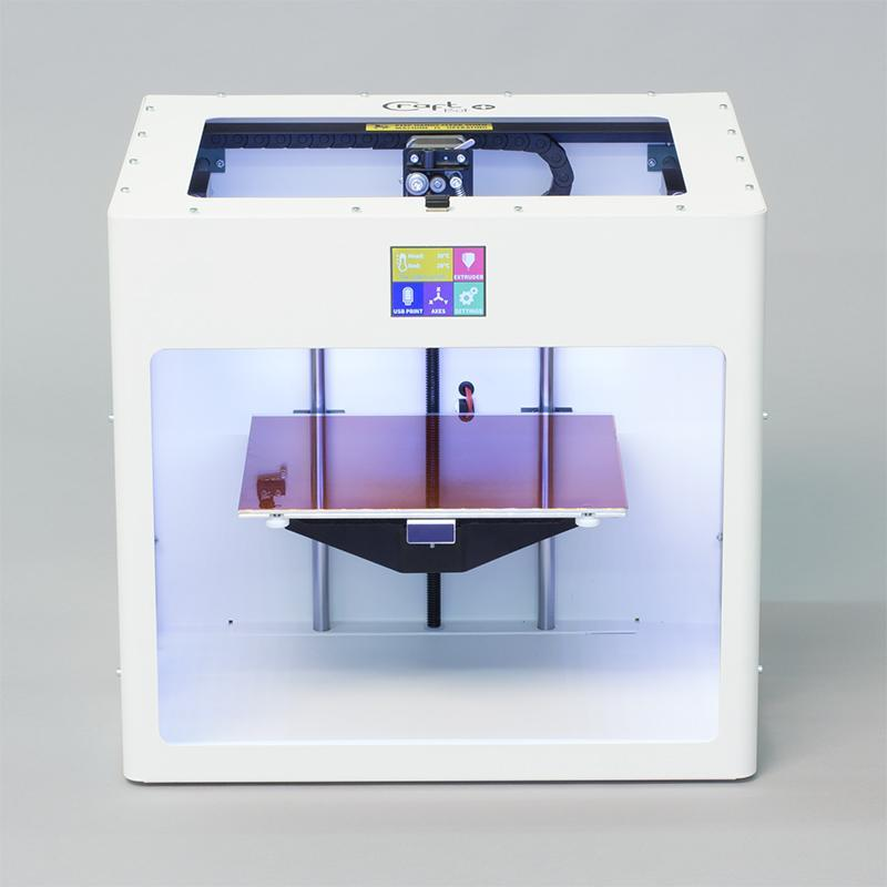 A CraftBot 2 3D printer is up for grabs. Photo via CraftUnique