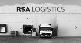 RSA logistics warehouse. Photo via RSA