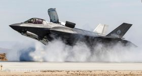 Featured image shows Lockheed Martin F-35 Lightning II. Photo via the U.S. Air Force
