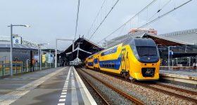 Dutch Railways' train. Photo via Dutch Railways.