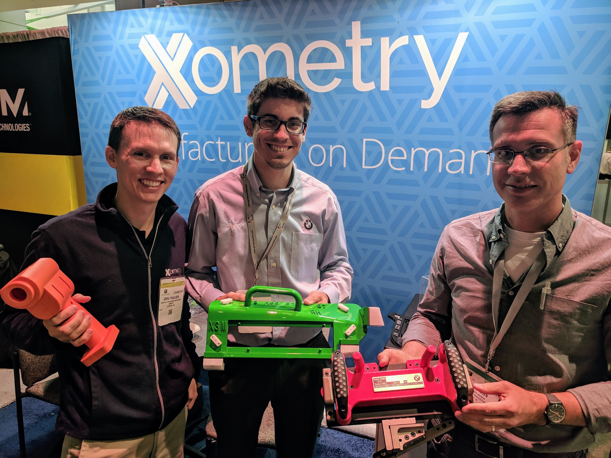 On-demand manufacturing service Xometry raises $50 million in equity  funding - 3D Printing Industry