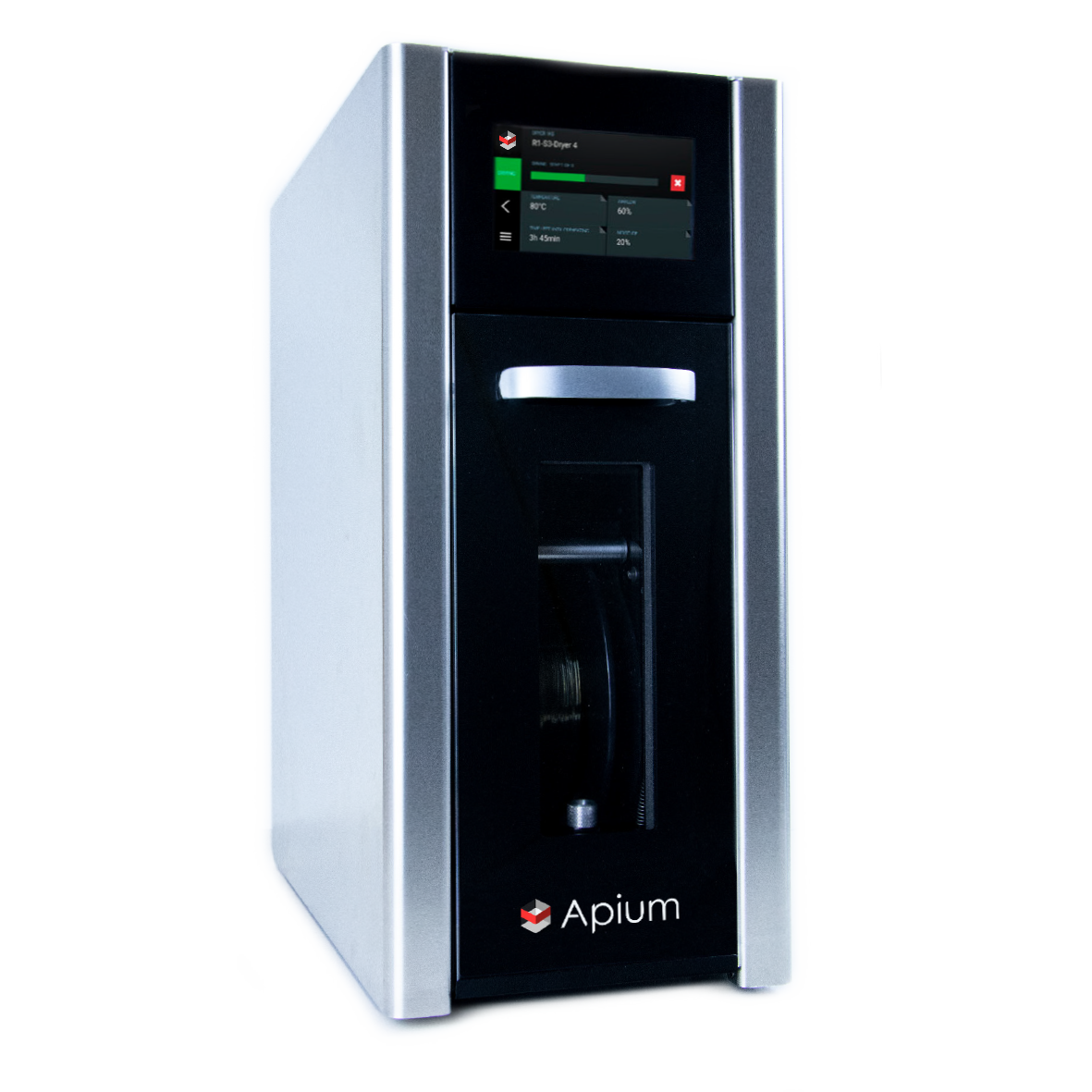 Apium Filament Dryer. Photo via Apium Tech.
