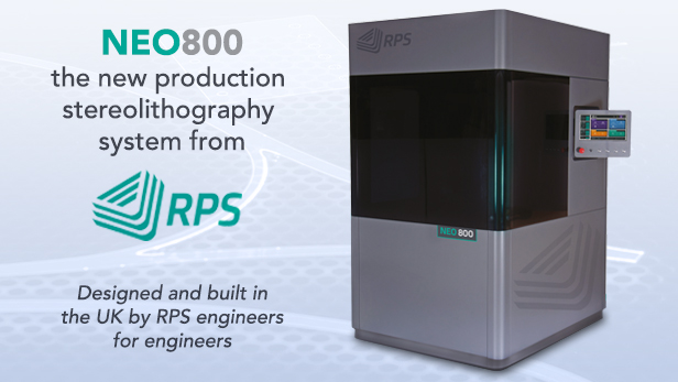 The NEO800 SLA 3D printer by RP support. Image via RP Support