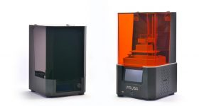 Prusa SL1 – Open Source SLA 3D Printer. Photo by Prusa.
