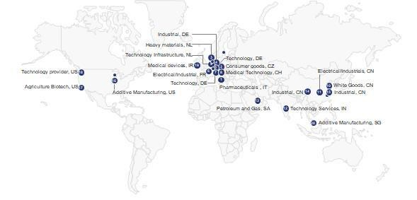 WEF and McKinsey highlight smart factories leading Industry