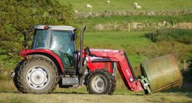 Featured image shows Massey Ferguson Tractor. Image via BuyAnyPart on Twitter