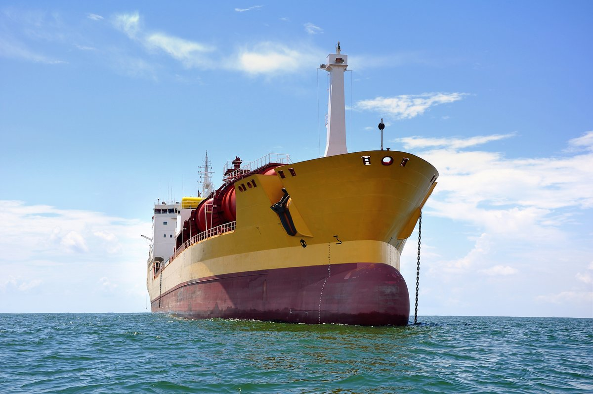 A chemical cargo vessel. Photo via the ABS.