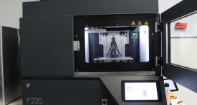 The Apium P220 high performance polymer 3D printer. Photo by 3D Printing Industry