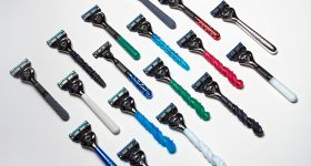 The Razor Maker™: powered by Gillette® line of handles. Photo via Gillette/Business Wire