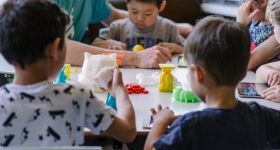 Makers Empire in primary schools. Photo via Makers Empire
