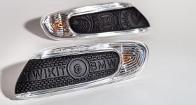 Customized 3D printed scuttles for BMW MINI. Image via Twikit