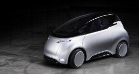 The Uniti One electric vehicle. Image via Uniti Sweden