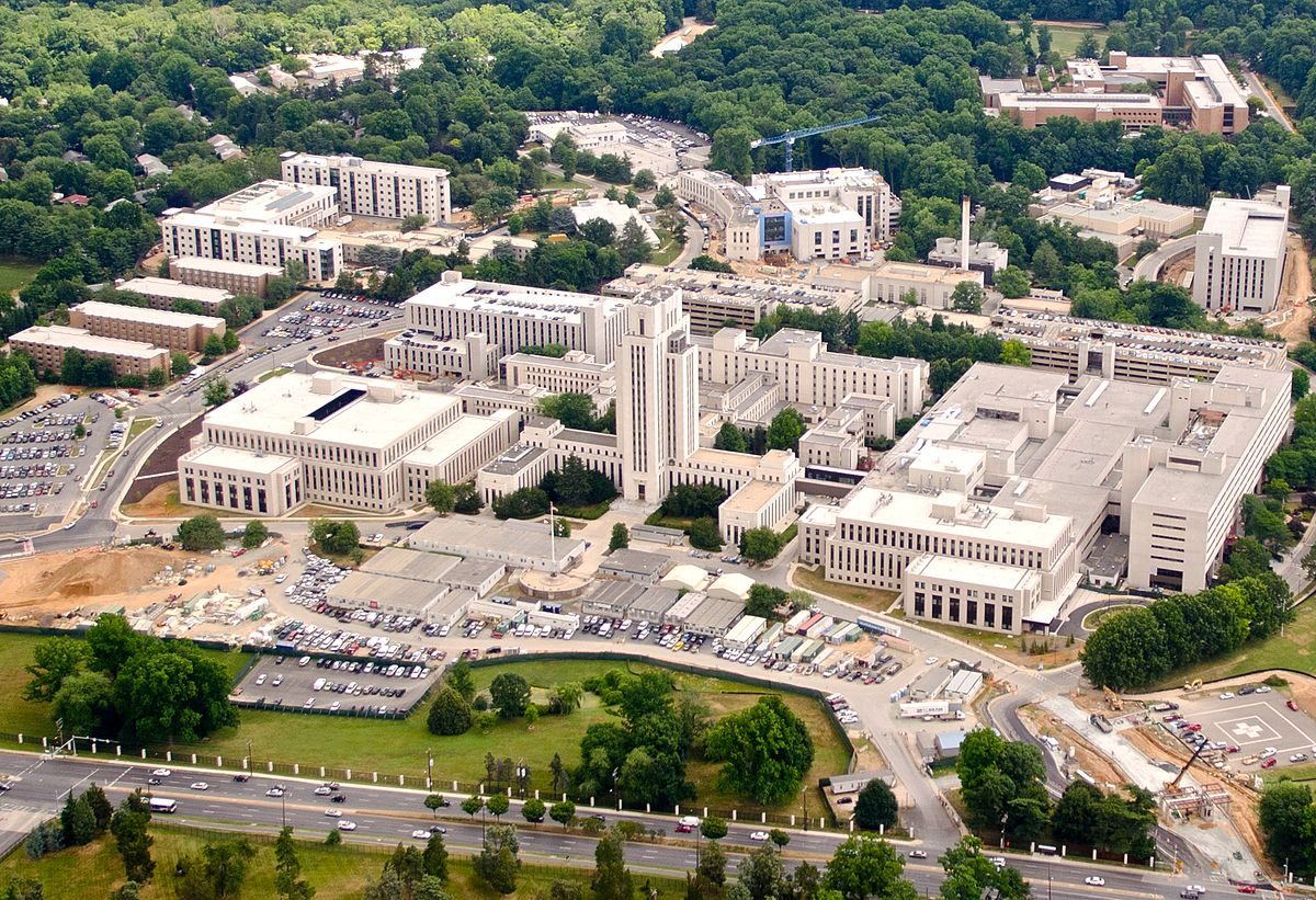 The Walter Reed National Military Medical Center (WRNMMC) in Bethesda, Maryland. Image via Wikipedia