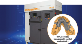 The Renishaw AM400 metal 3D printer. Image via Proslab