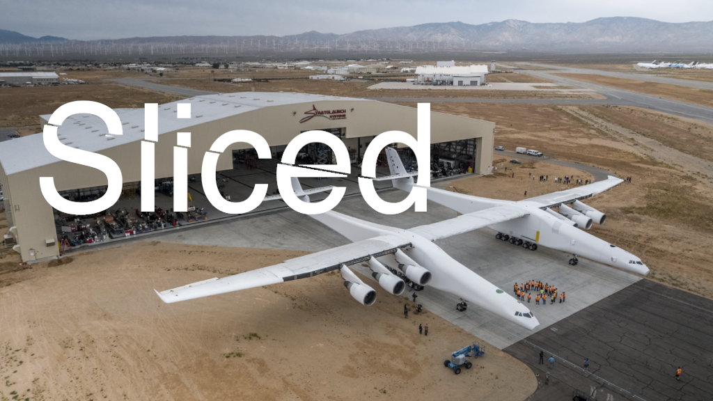 3D Printing News Sliced: Stratolaunch, HP, America Makes, iPhone XS