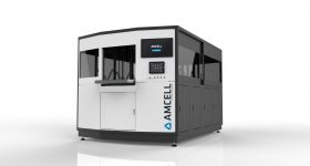 The AMCELL 3D printer by TRIDITIVE. Photo via TRIDITIVE